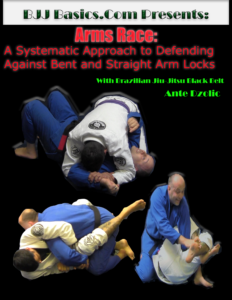 Arms Race: A systematic approach to defending against bent and straight arm locks!