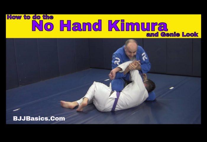 No Hand Kimura