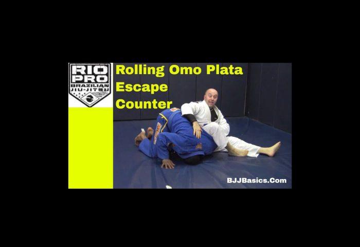 Rolling Omo Plata Escape Counter