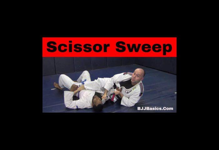Scissor Sweep