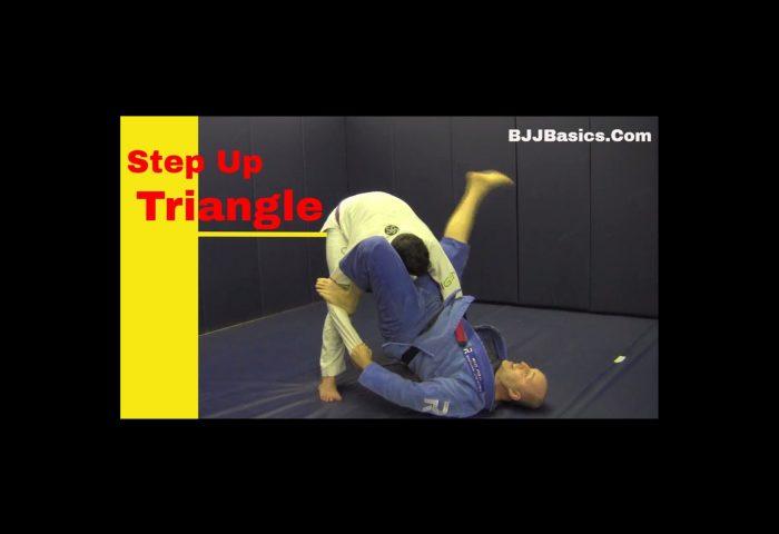 Step up to Triangle Choke